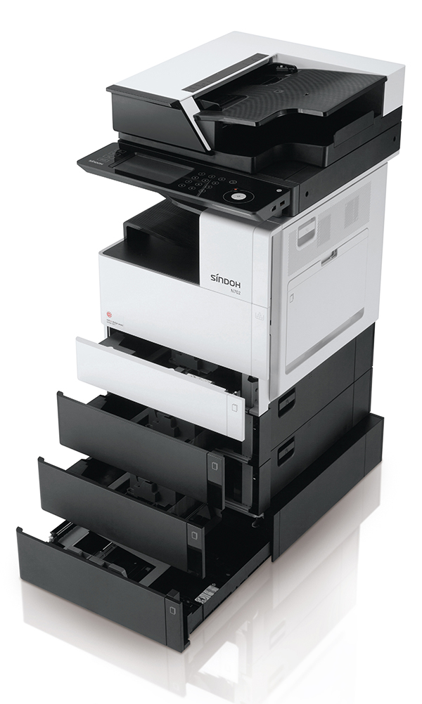 Sindoh N712 - High End A3MFP with A3 Solution
