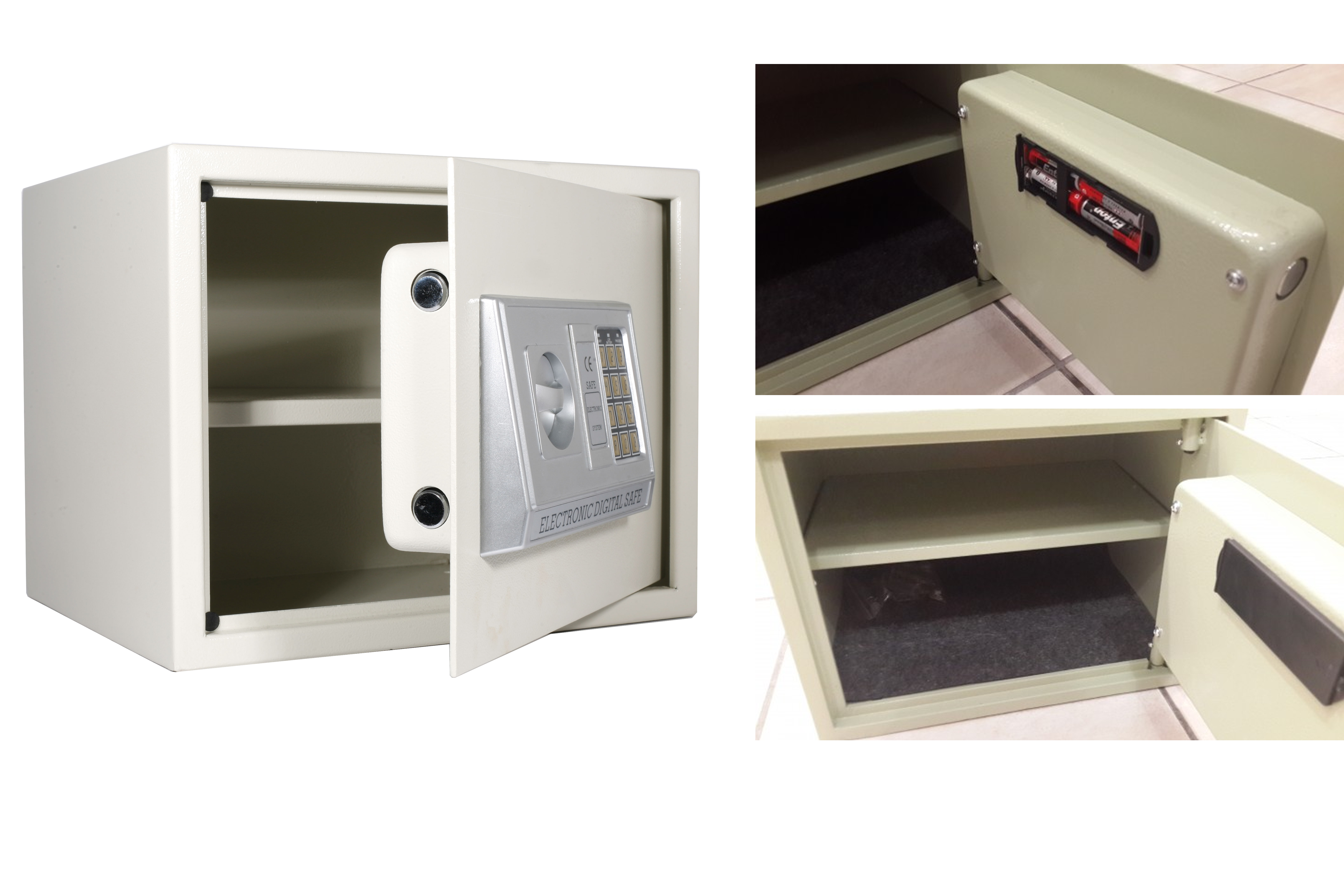 Electronic Security Safe Models